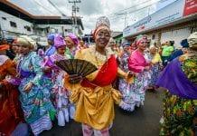 El Callao celebra los Carnavales sin medidas sanitarias