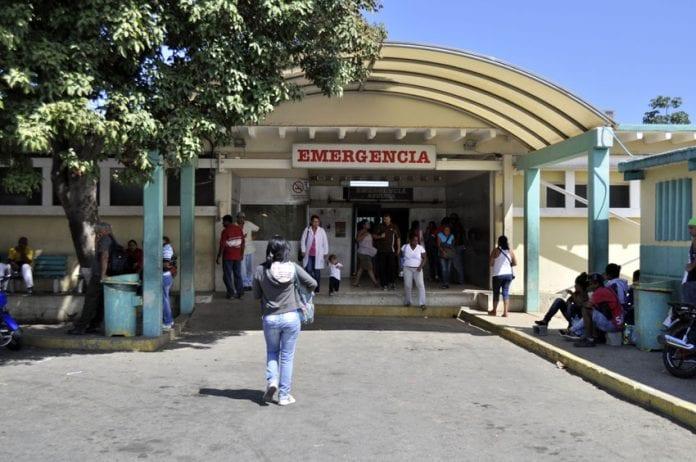 280 trabajadores del hospital