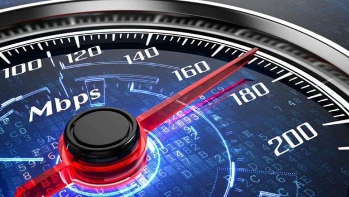 Velocidad del Internet de Venezuela mbps