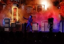 The Weeknd en el Super Bowl LV