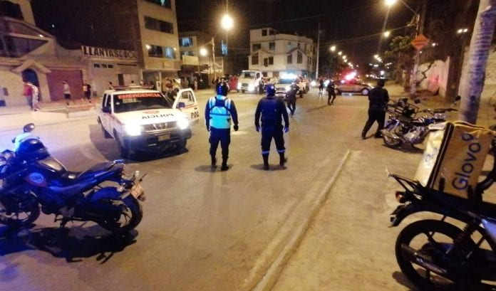 venezolano murió baleado en Perú