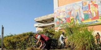 deterioro de las infraestructuras universitarias