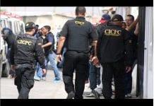 Detenido presunto secuestrador - Detenido presunto secuestrador