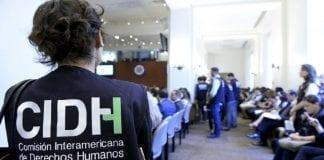 CIDH exigió liberar a personas detenidas