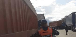Accidente en la Variante Bárbula Yagua