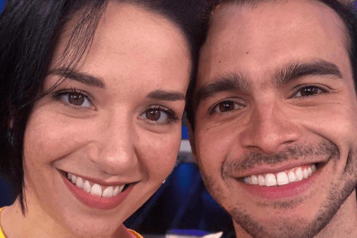 Daniela Alvarado y José Manuel Suárez