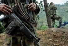 Enfrentamiento entre la Farc y la FANB Amazonas