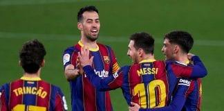 Barcelona alcanzó su sexta victoria