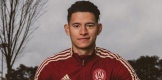 Atlanta United fichó a Ronald Hernández