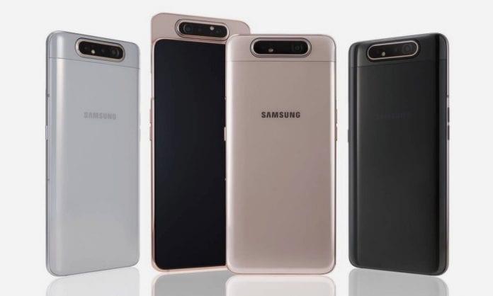 Galaxy A82 5G - N24C