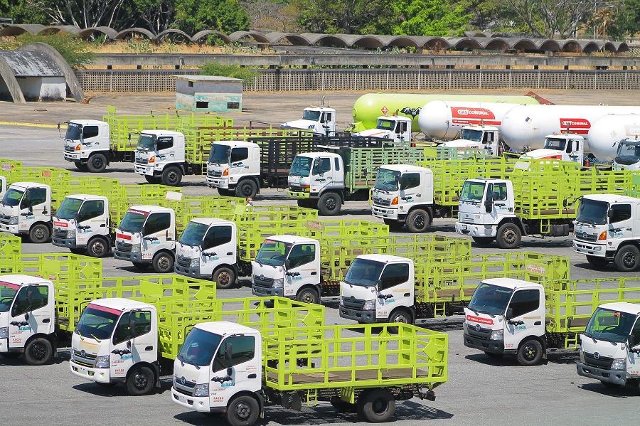 nuevas plantas móviles de gas en Carabobo