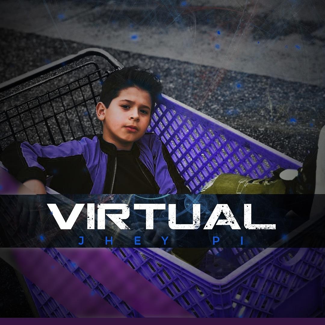 "Jhey Pi estrenó su tema ""Virtual"""