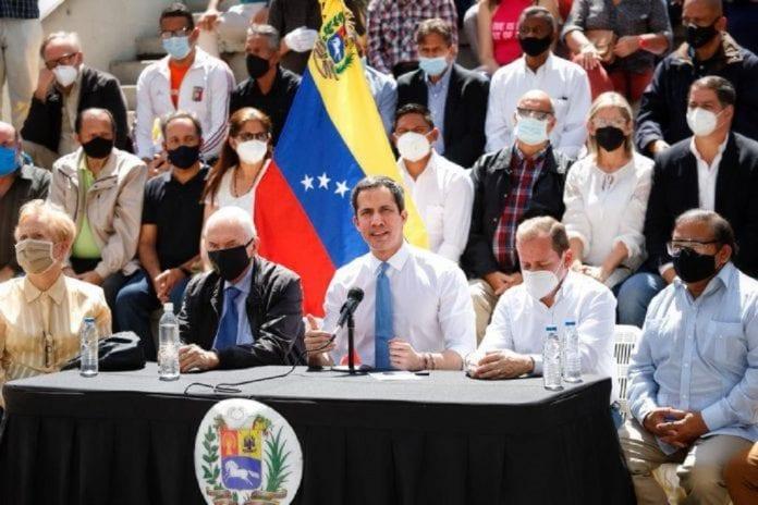 Juan Guaidó reunirse Noruega - Juan Guaidó reunirse Noruega