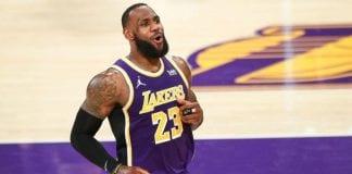 LeBron James volvió a hacer historia en la NBA - LeBron James volvió a hacer historia en la NBA
