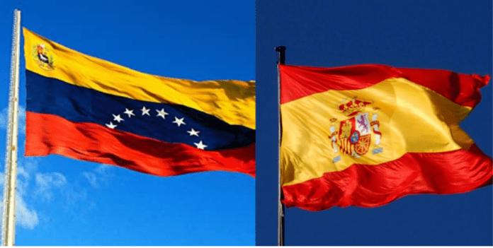 Maduro ordena revisar todas las relaciones con España