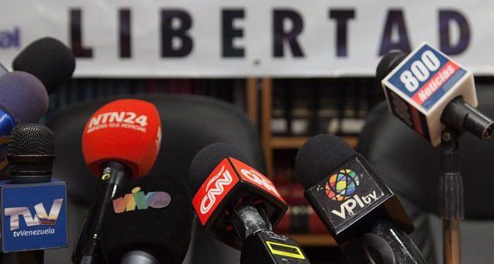 CIDH condena ataques contra periodistas