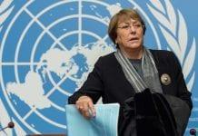 Bachelet preocupación expulsión de venezolanos - Bachelet preocupación expulsión de venezolanos