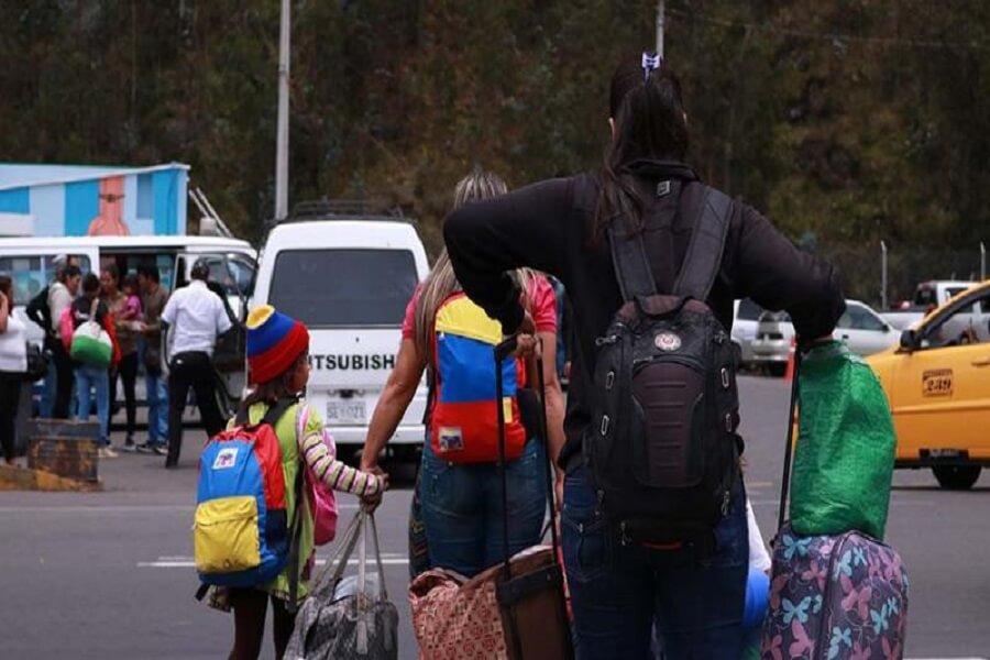 Migrantes venezolanos sufren discriminación en Perú