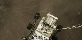 primeras imágenes de Marte tomadas por Perseverance