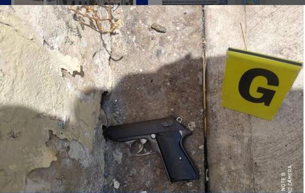 Presunto delincuente en La Isabelica - Presunto delincuente en La Isabelica