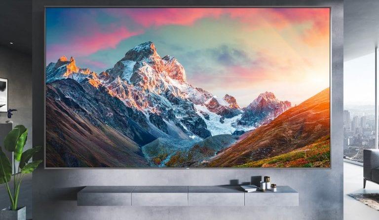 SmartTVs de Xiaomi fueron los mas vendidos en China durante 2020
