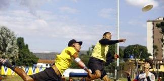 Torneo de ultimate frisbee