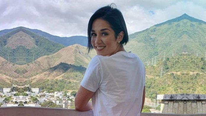 Daniela Alvarado confirmó su relación