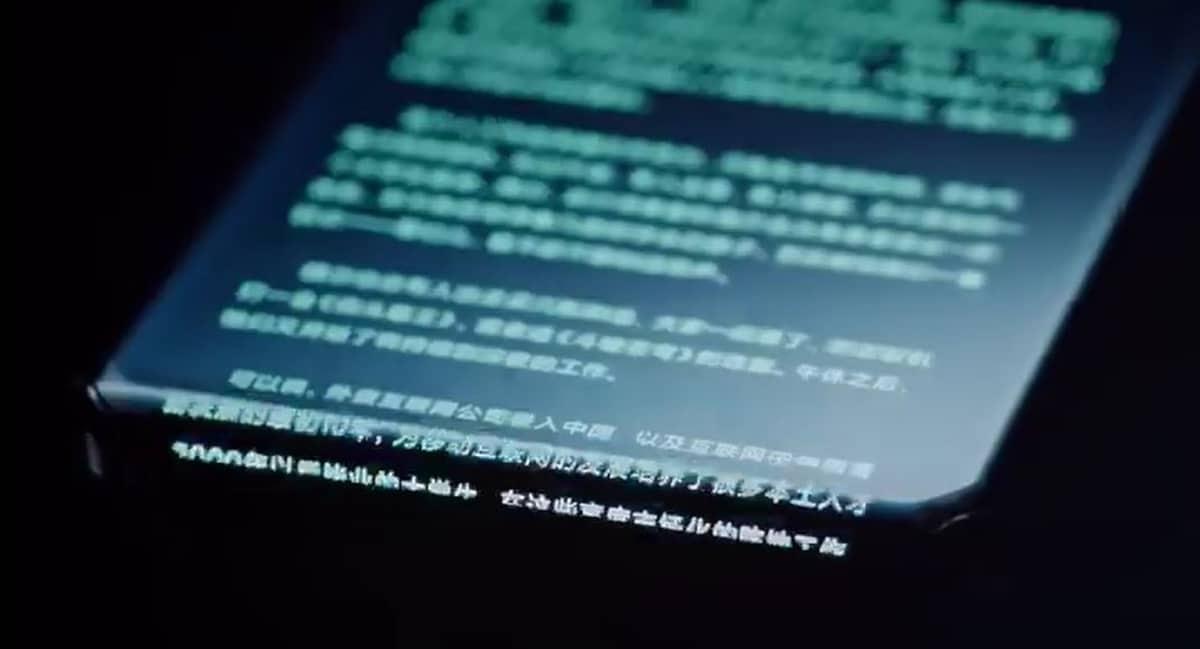 Xiaomi con pantalla de cascada - Noticias24Carabobo