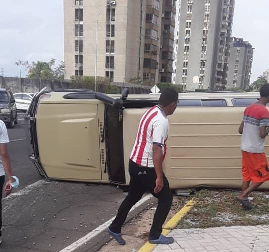 Accidente en la avenida Río de Janeiro - Accidente en la avenida Río de Janeiro