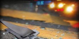 Accidente de tránsito en autopista El Valle