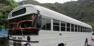 autobuses Alfa y Omega - autobuses Alfa y Omega
