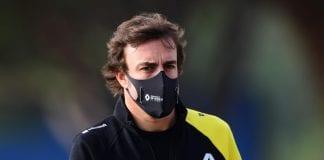 Fernando Alonso fue operado - Fernando Alonso fue operado