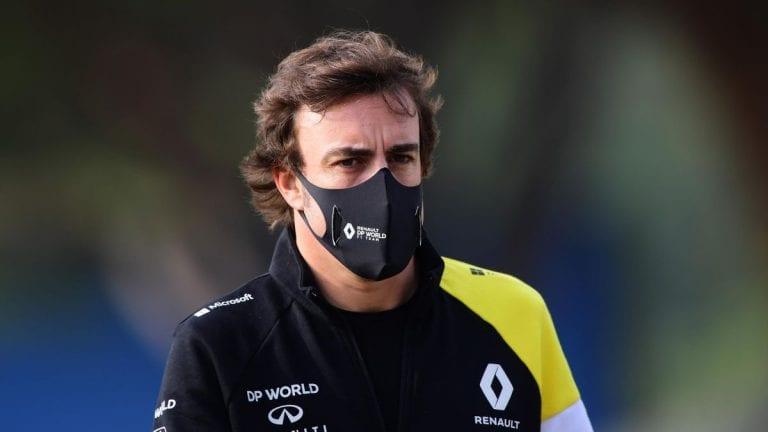 Fernando Alonso fue operado con éxito tras su accidente