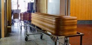 Desmantelada funeraria clandestina bolívar