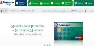caída de la plataforma Banesco Online - caída de la plataforma Banesco Online