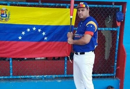 beisbolista falconiano José Daniel Yajure