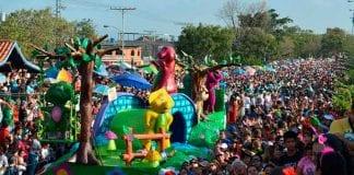 Carnavales turísticos de San Diego