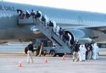 Chile expulsa a 138 migrantes irregulares - Chile expulsa a 138 migrantes irregulares