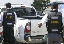Una adolescente falleció de múltiples disparos caracas