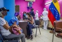 137.445 casos de COVID-19 en Venezuela