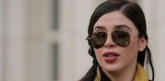Detenida esposa del El Chapo