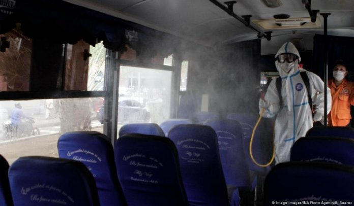484 casos de COVID-19 en Venezuela