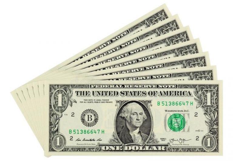 Así inicia el precio del dólar hoy 8 de febrero