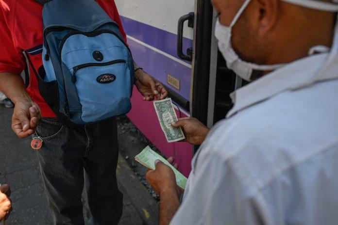 Escasez de efectivo en Venezuela