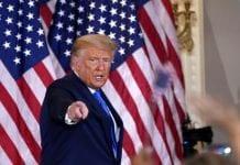 Donald Trump absuelto por el Senado
