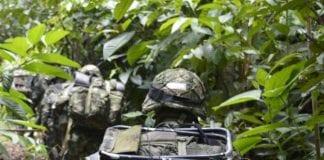 Ejército de Colombia rescató adolescente venezolano