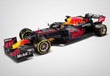Red Bull presentó nuevo monoplaza - Red Bull presentó nuevo monoplaza