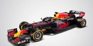 Red Bull presentó nuevo monoplaza - Red Bull presentó nuevo monoplaza
