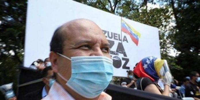 Oposición exigió la liberación de Roland Carreño