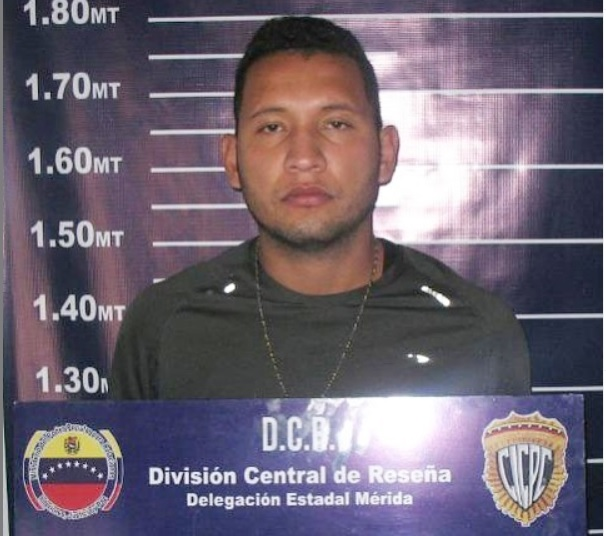 Detective del CICPC en Mérida - Detective del CICPC en Mérida